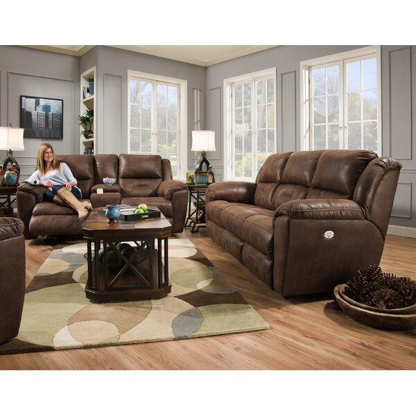 Pandora 2 Piece Reclining Living Room Set by Southern Motion