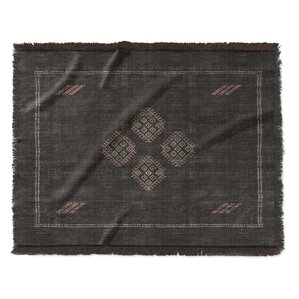 Loesch Kilim Woven Blanket