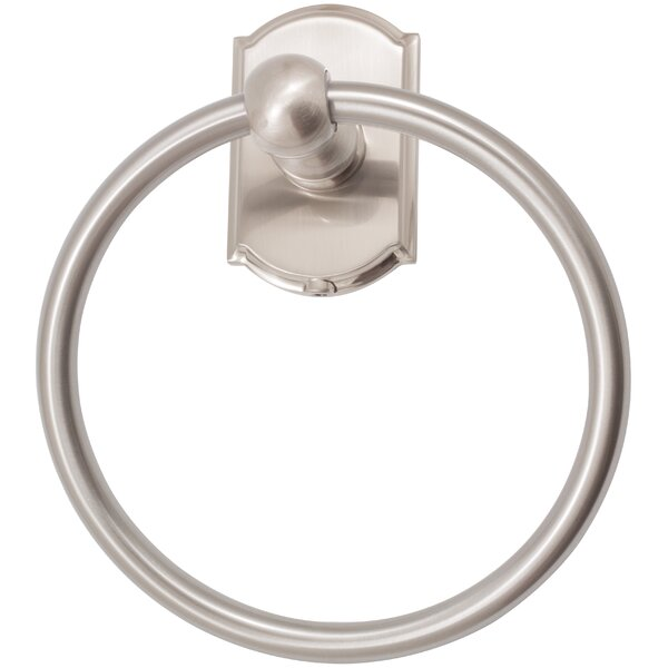 Cambridge Wall Mounted Towel Ring by Stone Harbor Hardware