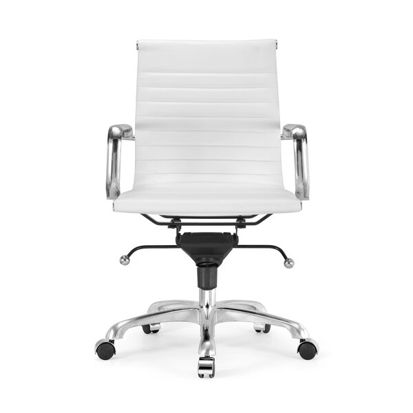 Pollak Modern Classic Aluminum Office Chair by Orr