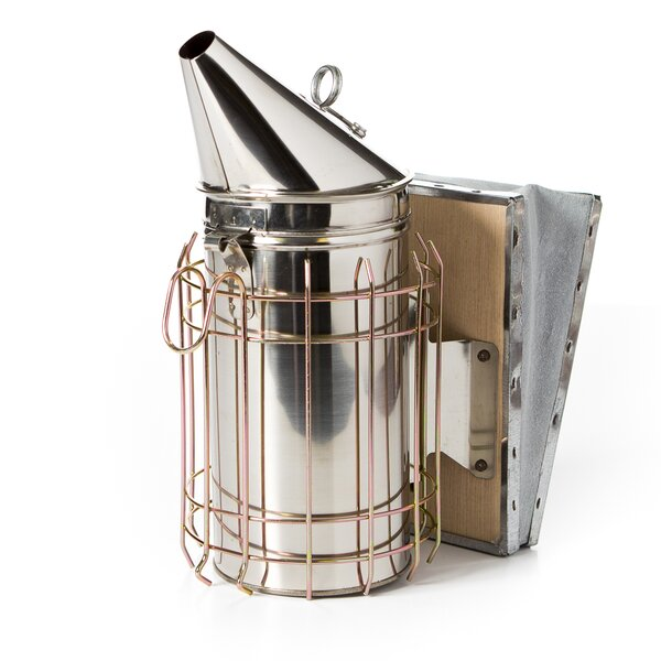 Borders Unlimited Standard-Duty Beekeeper Smoker by Borders Unlimited