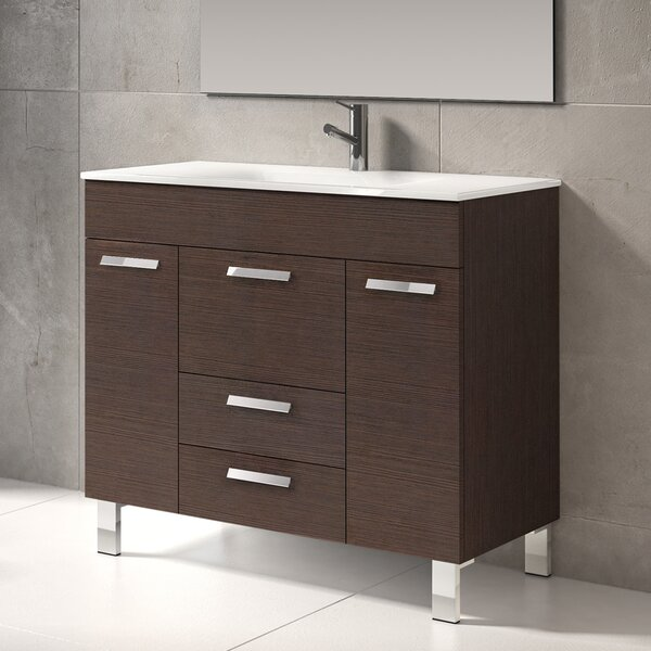 Annora 36 Single Bathroom Vanity Set by Orren Elli