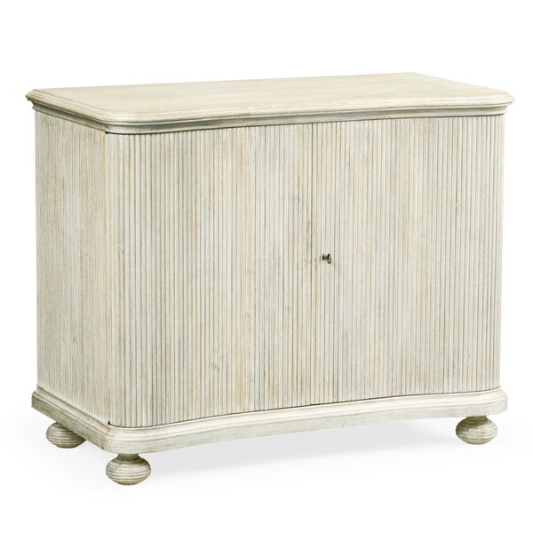 Belleville Accent Cabinet by Jonathan Charles Fine Furniture