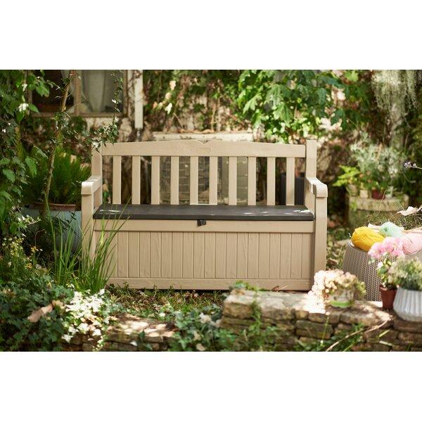 Eden Resin Storage Bench by Keter
