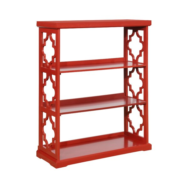 Diaw Standard Bookcase by House of Hampton