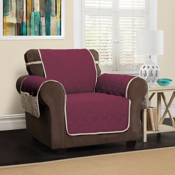 T-Cushion Recliner Slipcover by Red Barrel Studio