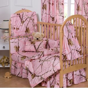 Shop For Realtree Camo Crib Crib Skirt By Realtree Bedding