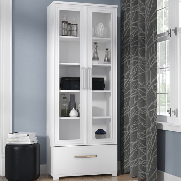 Cardoso Standard Bookcase by Wade Logan