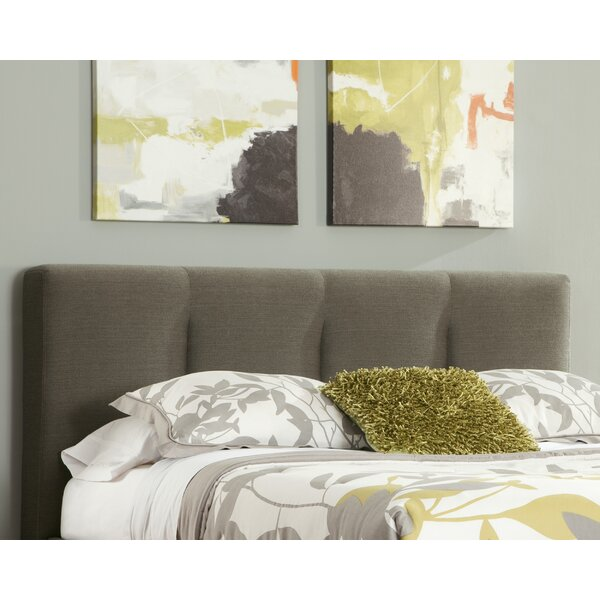 Bergenfield Upholstered Panel Headboard by Brayden Studio