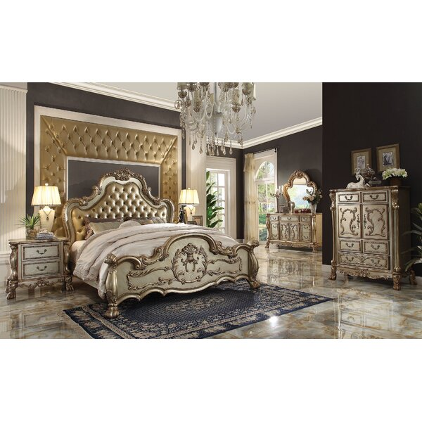 Perales Standard Configurable Bedroom Set by Astoria Grand