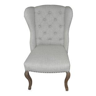 Bon High Back Wingback Chair