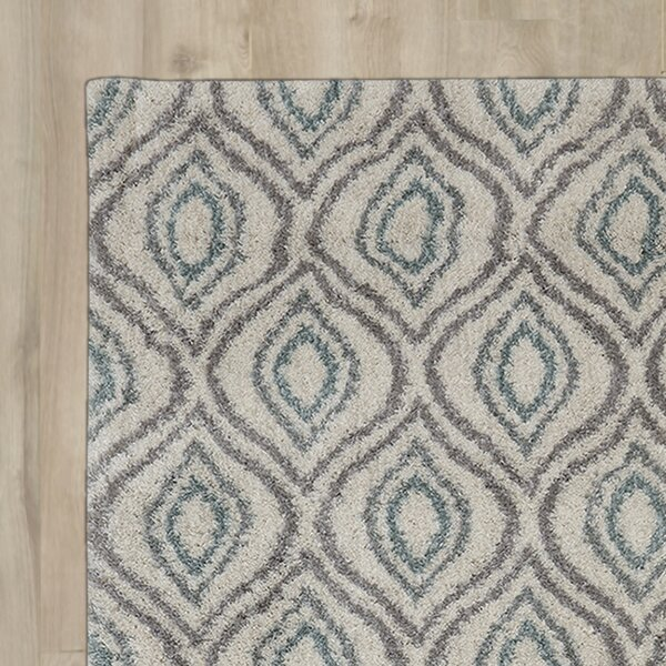 Medlin Beige Indoor Area Rug by Brayden Studio