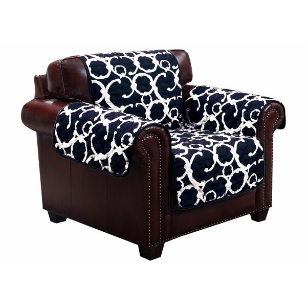 Patio Furniture Box Cushion Armchair Slipcover