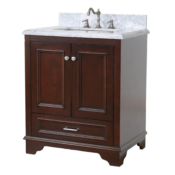 Nantucket 30 Single Bathroom Vanity Set by Kitchen Bath Collection