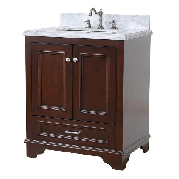 Nantucket 30 Single Bathroom Vanity Set by Kitchen Bath Collection