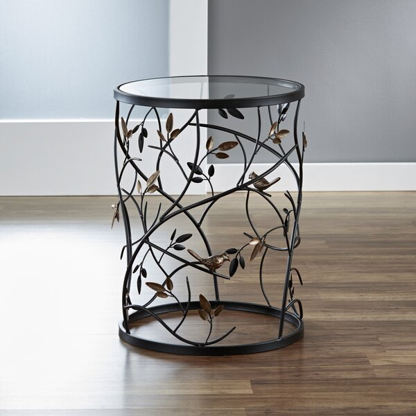 Dalton Home End Table by InnerSpace Luxury Products