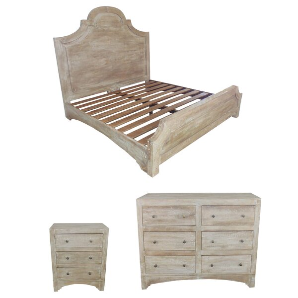 Nicholls Panel Configurable Bedroom Set by Ophelia & Co.