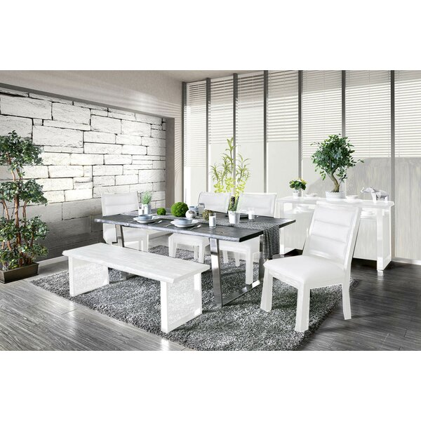 Defiance Dining Table by Gracie Oaks