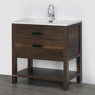 Read Reviews 32 Single Bathroom Vanity Set ByStreamline Bath