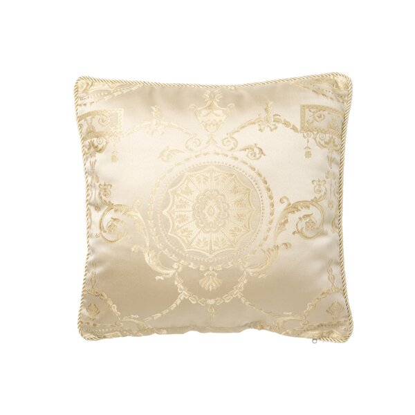 Fairmount Damask Decorative  Throw Pillow by Charlton Home