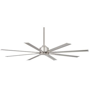 Guide to buy 65 Xtreme 8 Blade Outdoor Ceiling Fan with Remote By Minka Aire