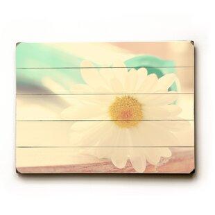 Charmant Soft White Flower Wall Art