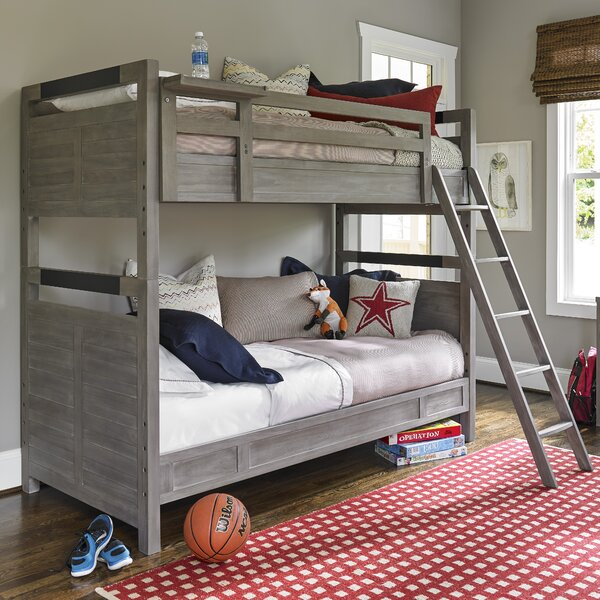 Altheimer Twin over Twin Bunk Bed by Greyleigh