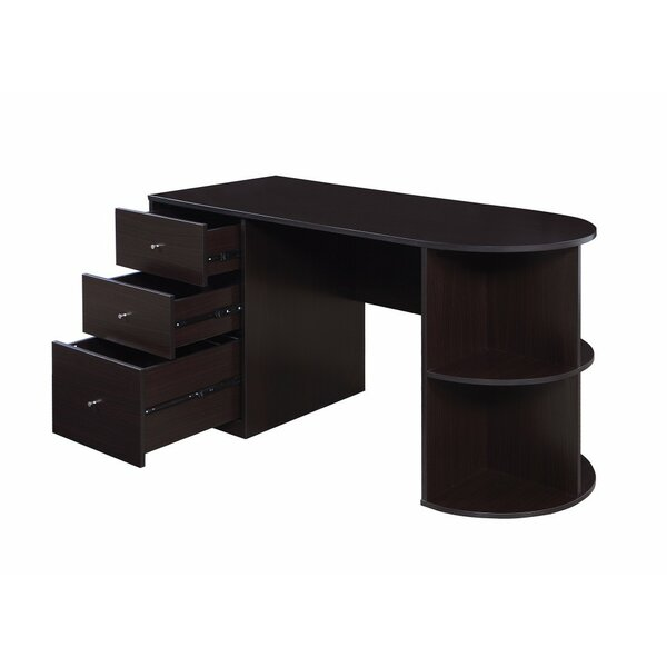 Redbrook Writing Desk by Charlton Home