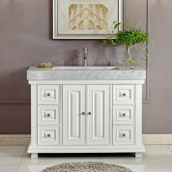 48 Single Bathroom Vanity Set by Darby Home Co