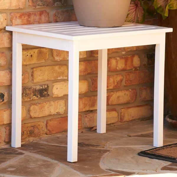 Charter End Table by Wildon Home ®