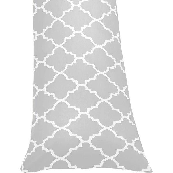Trellis Pillow Case by Sweet Jojo Designs