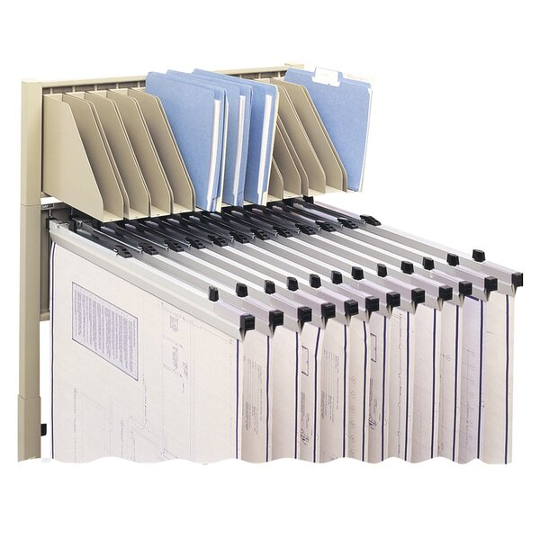 Data File and Extension for Filing Cart by Safco Products Company