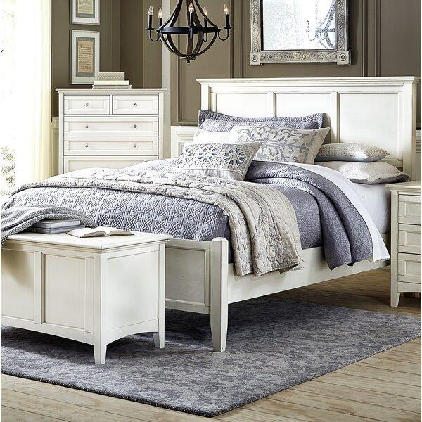 Burris Standard Bed by Alcott Hill