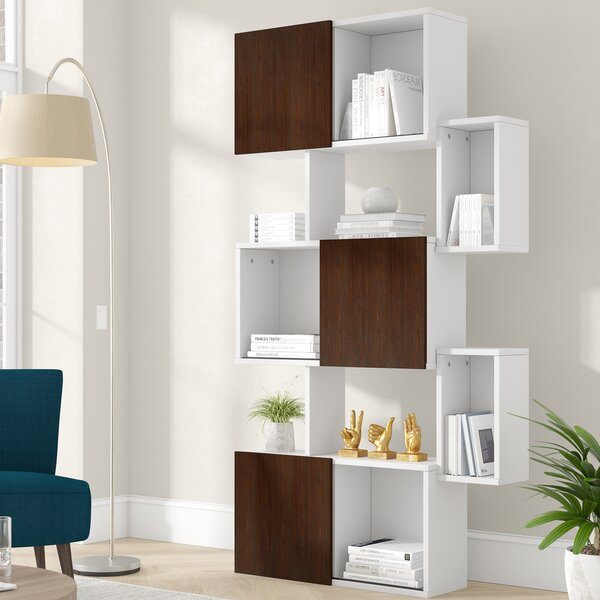Miranda Standard Bookcase by Wade Logan
