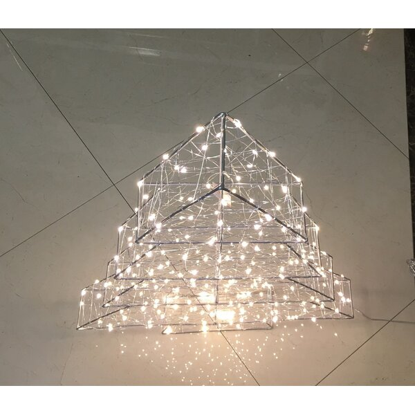 Christmas Tree 3D LED 40 H Lamp by The Holiday Aisle