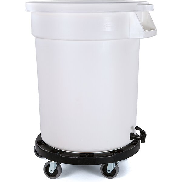Bronco™ Round 20 Gallon Container by Carlisle Food Service Products