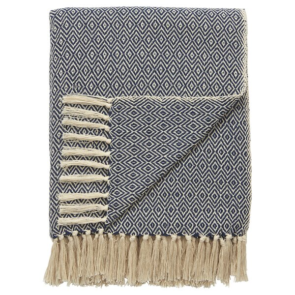 Reims Cotton Throw by Laurel Foundry Modern Farmho