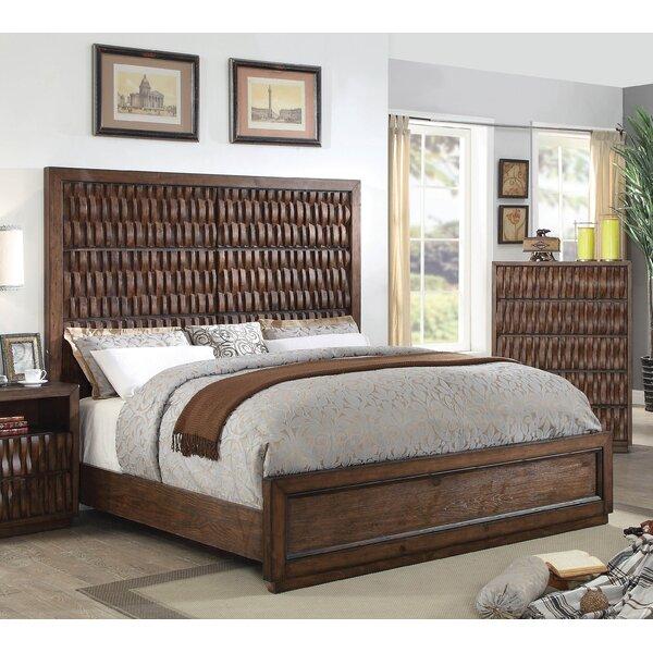Pinnix Standard Bed With Mattress By Bloomsbury Market