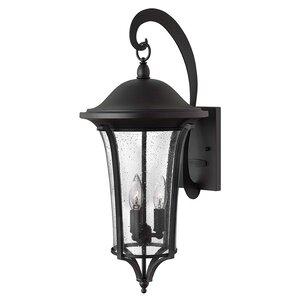 Chesterfield 3-Light Outdoor Wall Lantern