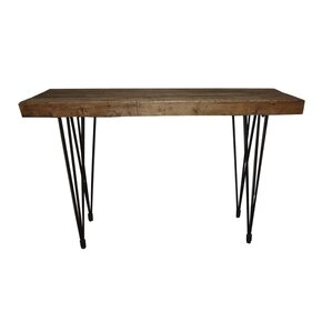 Orleans Rectangle Console Table by Tre..
