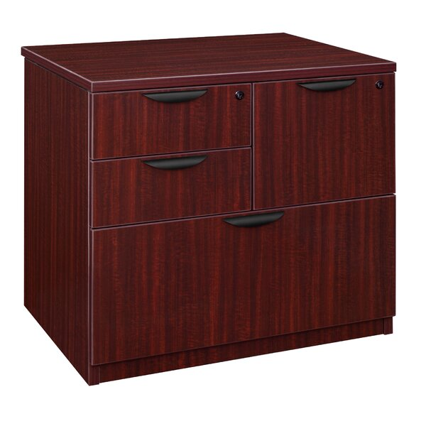 Linh 4 Drawer Lateral File