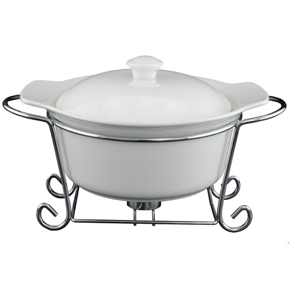 White Tie Oven-to-Table Casserole Dish by Tannex