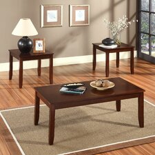 3 Piece Coffee Table Set by Standard Furniture