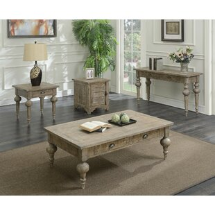 Lafontaine 4 Piece Coffee Table Set by Lark Manor