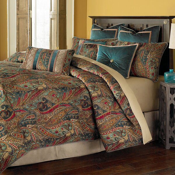 Seville Comforter Set