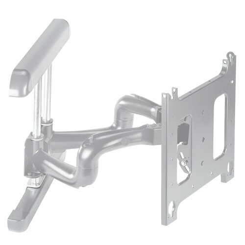 PNR Dual Articulating Arm/Tilt/Swivel Universal Wall Mount for Plasma/LCD by Chief Manufacturing