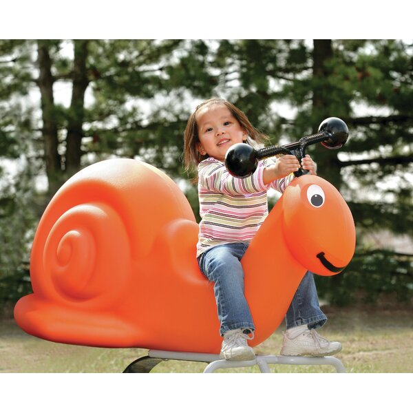 Lola Snail C Spring Rider by Little Tikes Commercial