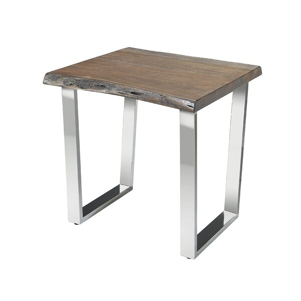 Centers End Table by Orren Ellis