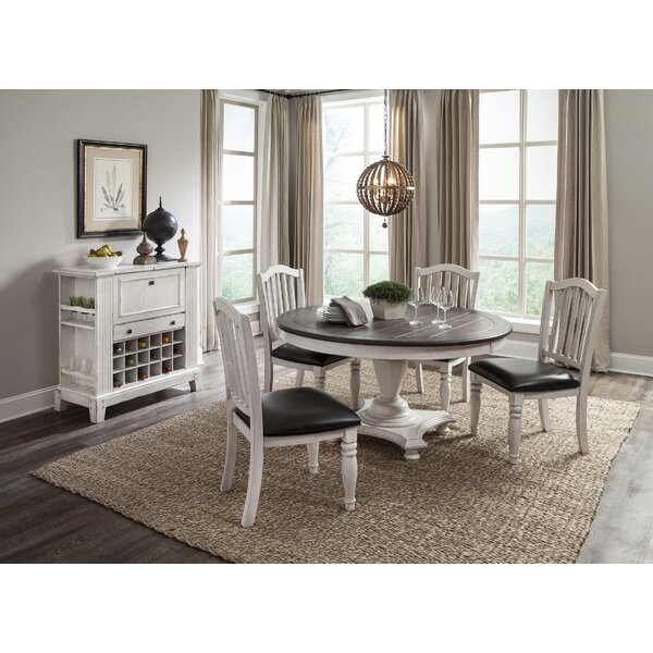 Arlene Counter Height Dining Table by August Grove