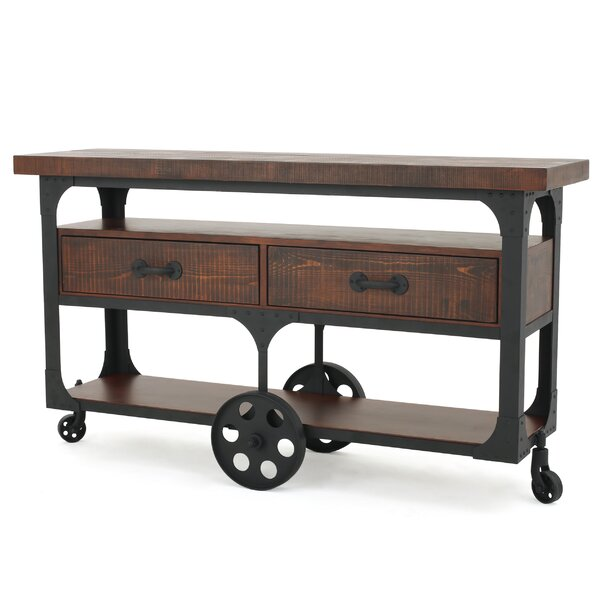 Mayores Console Table By 17 Stories